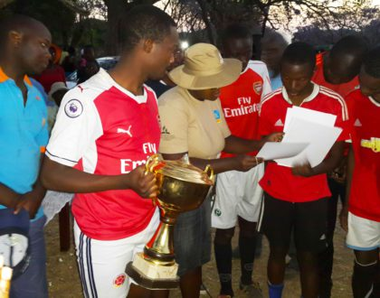 Solusi University Hosts Youth Games